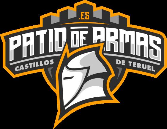 Emblema Patio de Armas - Castillos de Teruel